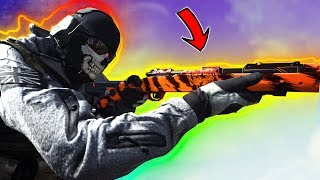 nobody uses this sniper in warzone but it's so good. (try this loadout)