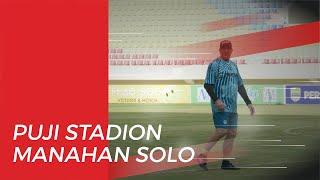 Seusai Laga Kontra Persis Solo, Pelatih Persib Bandung Komentari Fasilitas Stadion Manahan