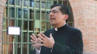 Profesor de El Peñón se ordena sacerdote