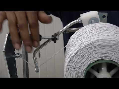 AXRO FQC2: Réglage de la tension élastique