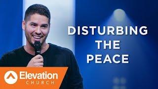 Disturbing the Peace   Jonathan Josephs