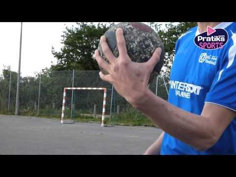 Handball - Comment bien tenir le ballon