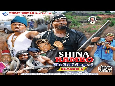 SHINA RAMBO PART 5 LATEST 2016 NOLLYWOOD MOVIES