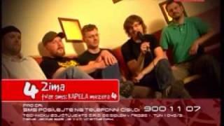 Video zima - rgm live space - tv óčko
