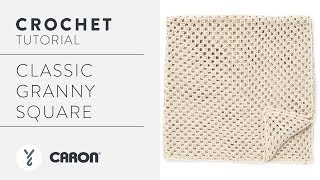 Crochet A Granny Square Blanket
