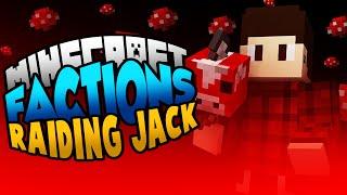 Minecraft Skycade Factions - HUGE RAID ON JACK! | Episode 6