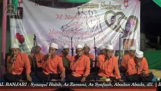 HUWA INDA ( SYAUQUL HABIB ) | RESEPSI PERNIKAHAN UST. NADHIF (SH) & MAMLUATUL KHOIRIYAH