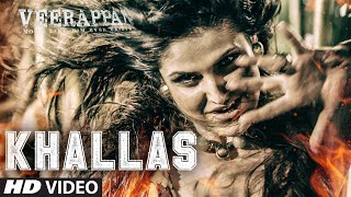 KHALLAS Video Song | VEERAPPAN | Shaarib & Toshi Ft.Jasmine Sandlas | T-Series