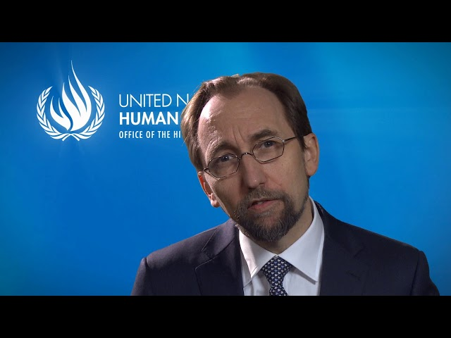 UN High Commissioner for Human Rights Prince Zeid's remarks at the Coalition for the ICC Open Forum