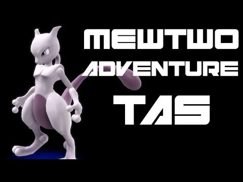 SSBM [TAS]: Mewtwo Adventure Mode (Very Hard No Damage)
