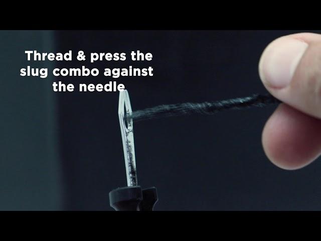 Видео Заплатки для бескамерных покрышек Ryder Slug Plug