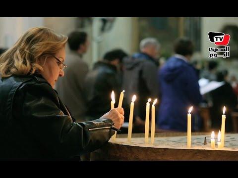 الطائفة الكاثوليكية تحتفل بقداس عيد الميلاد بـ«سان جوزيف»