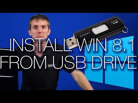 How To Install Windows 8.1 From USB Guide/Tutorial (Easiest Method)