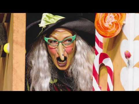 The Witch from Hansel and Gretel, Lisa van der Ploeg Mezzo-Soprano...