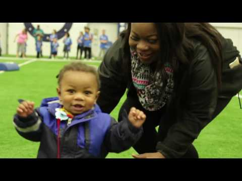 Video A Hope To Dream Event - Indianapolis Colts