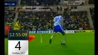 Кубок УЕФА 2000 01 Нант 2 3 Лозанна