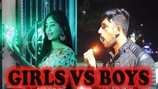 Girls VS Boys | Diwali Dhamaka | Idiotic Launda | Rahul Sehrawat