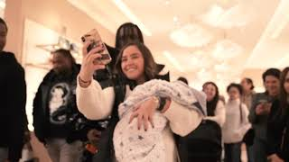 Chief Keef goes to the mall with The Gang in boston