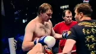 2003 Badr Hari vs Alexey Ignashov 08.06.2003 (Amsterdam, Netherlands)