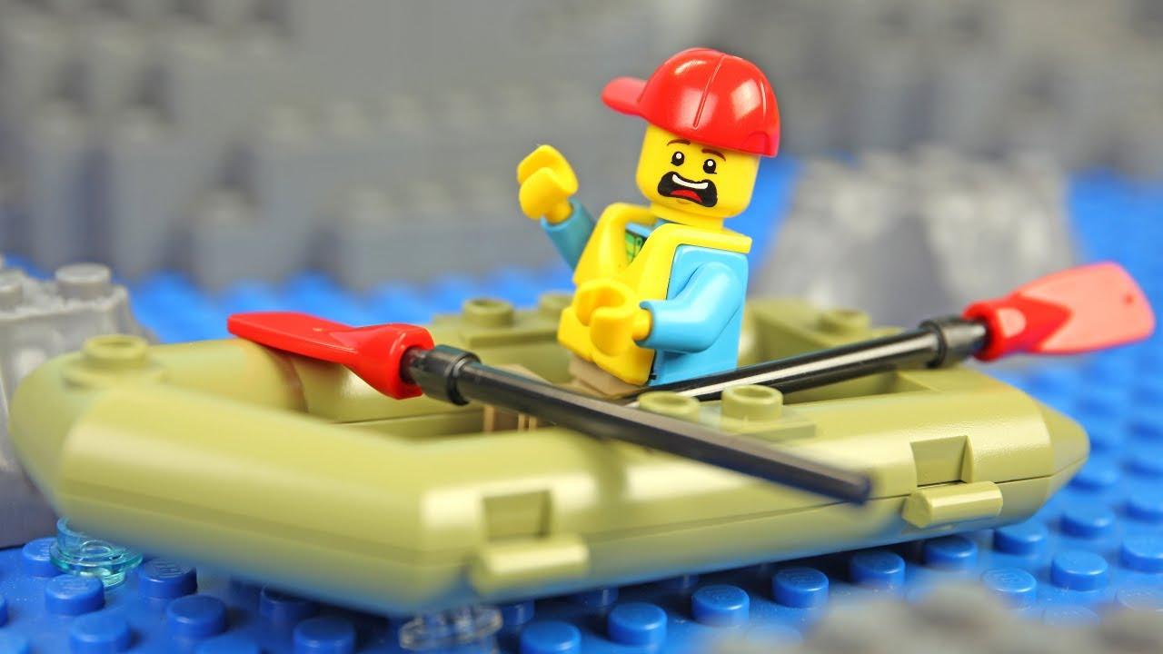 Lego School Rafting Fail