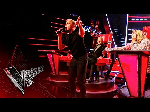 Olly Murs' 'Runaround Sue' | Blind Auditions | The Voice UK 2020