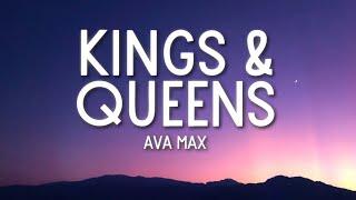 Ava Max KingsQueens...