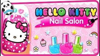 Hello Kitty Nail Salon (Budge Studios) - Best App For Kids