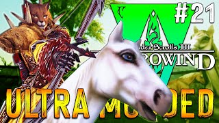 MODDED MORROWIND 2021 - 400 MODS - Pegas Horse Ranch - 21