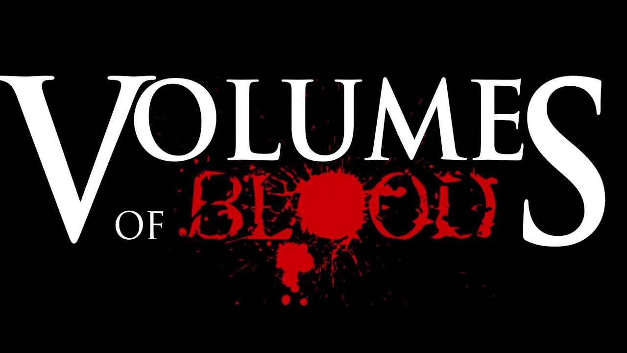 Volumes Of Blood Official Trailer
