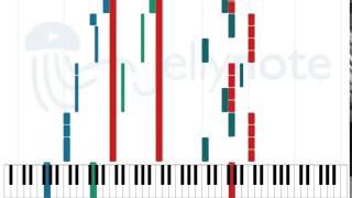 The Jeweller's Hands - Arctic Monkeys [Sheet Music]