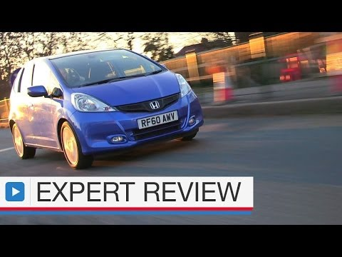 Honda Jazz hatchback car review