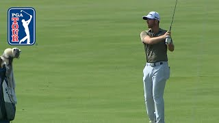 Matthew Wolff eagles three holes on back nine at Shriners 2020