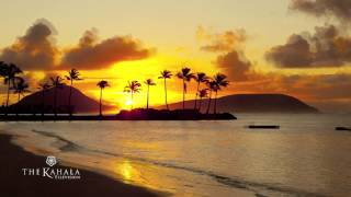 preview picture of video 'Sunrise at The Kahala Hotel & Resort'