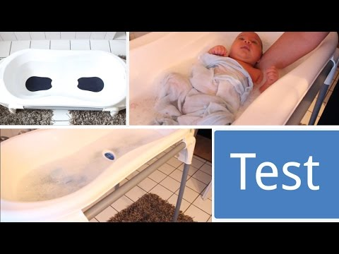 Test:  Rotho Babydesign Badestation TopXtra Weiß | babyartikel.de