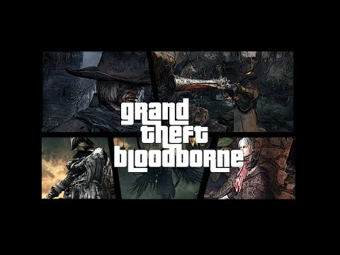 Funny Glitch Turns Bloodborne Into Old-School GTA