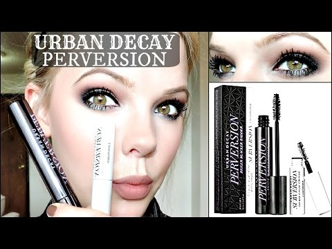 Perversion Mascara by Urban Decay #4