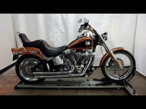 2008 Harley-Davidson Softail® Custom in Eden Prairie, Minnesota - Video 1
