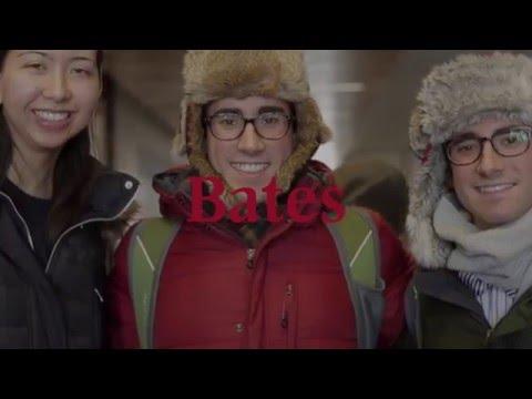 Bates College - video