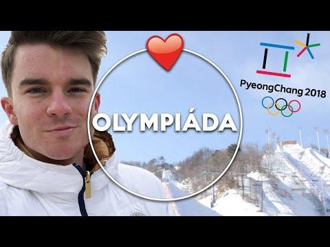 Olympiáda - Korea 2018 | KOVY