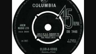 The Animals - Club-A-GoGo