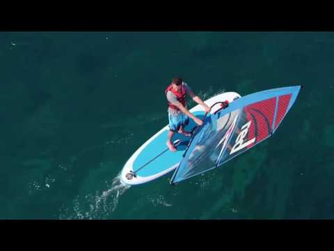 Red Paddle Co 2017 – Inflatable windsurfing boards