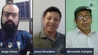 Libro del Dr. Bernardo Campos, quien ha publicado la obra «El principio pentecostalidad».
