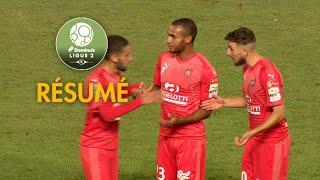 ESTAC Troyes - AS Beziers ( 0-1 ) - Résumé - (ESTAC - AS Beziers) / 2018-19