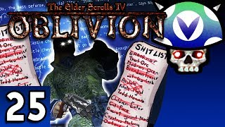 [Vinesauce] Joel   The Elder Scrolls IV: Oblivion ( Part 25 Hitlist Finale  )