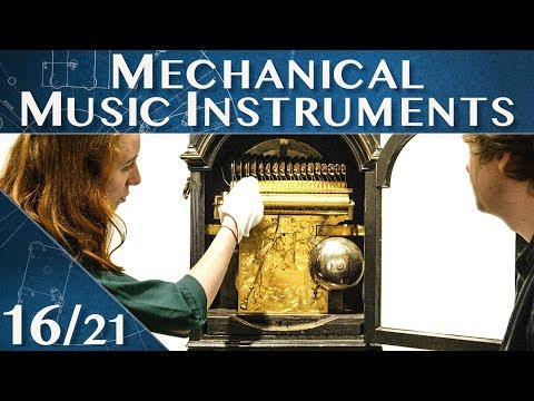 Allin Walker Musical Table Clock -