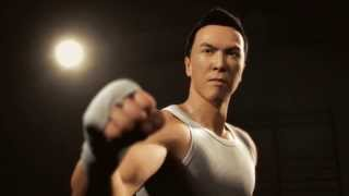 «??? A Warrior's Dream»Donnie yen VS Bruce Lee for kids .!