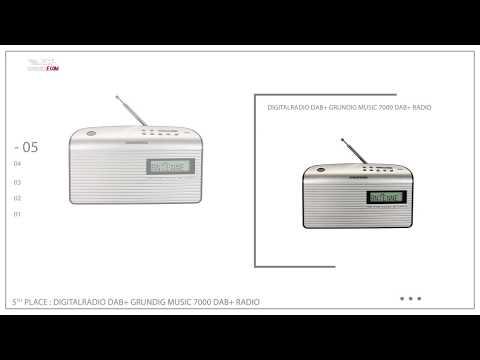 Digitalradio DAB die besten im Vergleich – Test & Vergleich Digitalradio DAB Bestseller