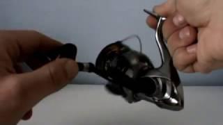 Shimano vanquish f 4000