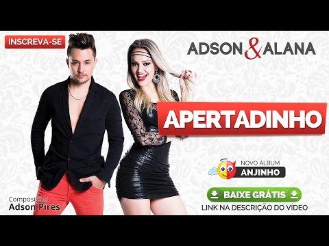 Apertadinho - Adson e Alana
