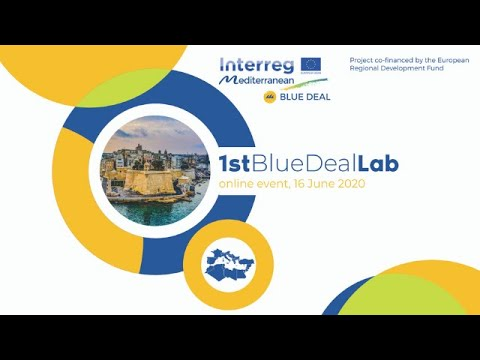 1º BLUE DEAL Testing Lab en Malta[;;;][;;;]